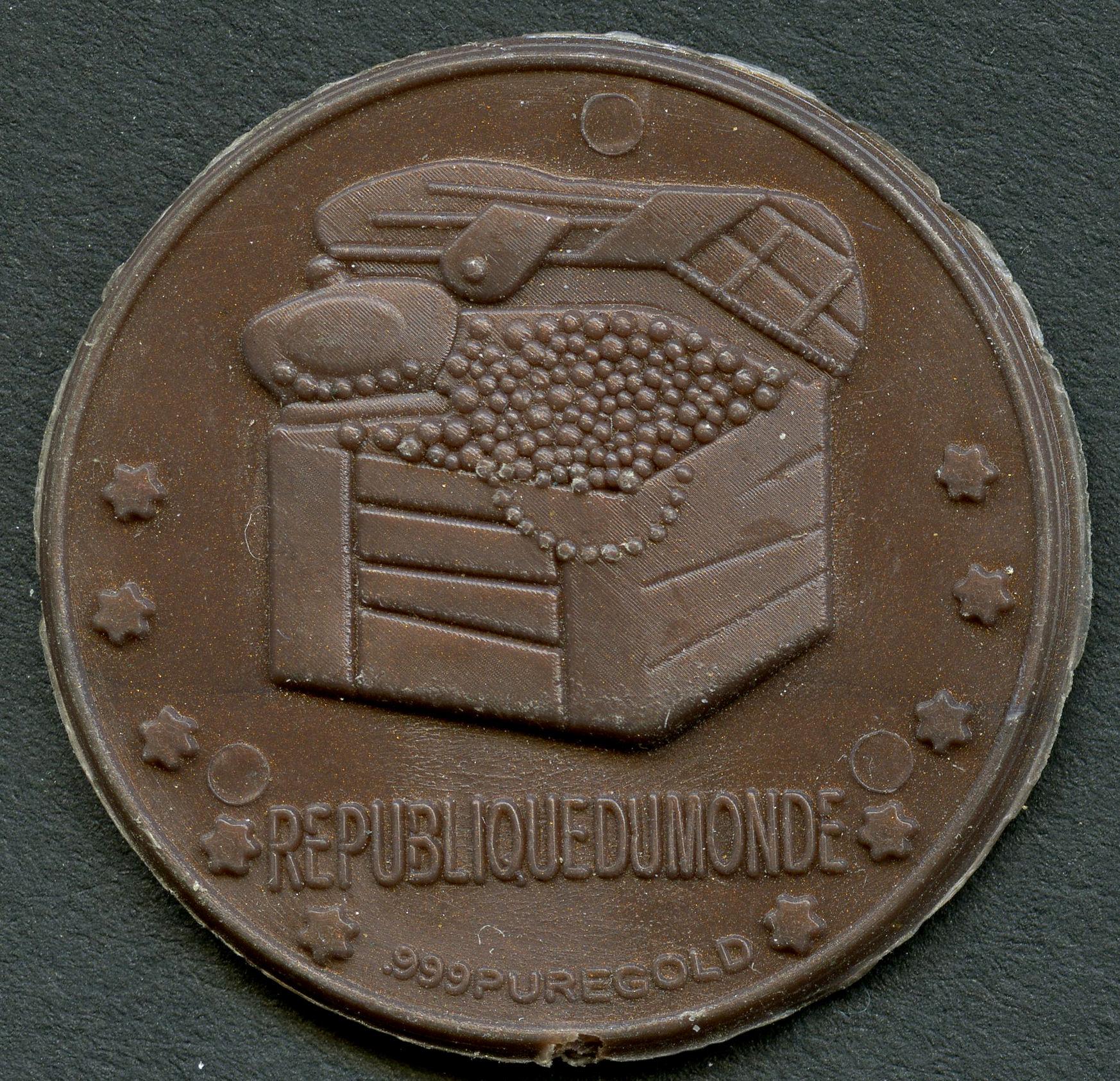 Coins Republique Du Monde